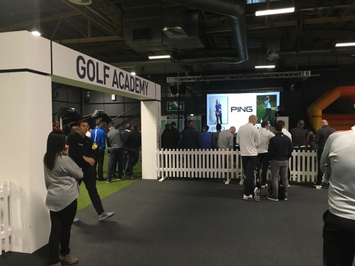 The Golf Show 2016 By American Golf