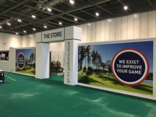 The London Golf Show by American Golf